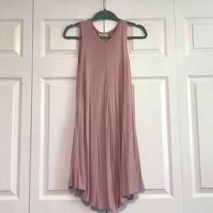 Pink silence and noise dress. Size S.